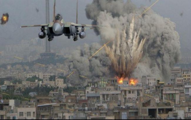 У Сирії від авіаударів загинули 44 людини