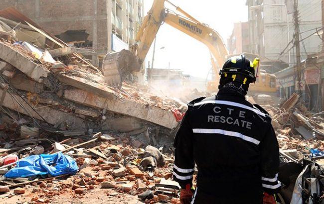 В Еквадорі стався ще один землетрус