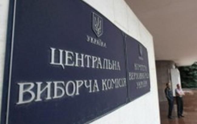ЦВК затвердила форму та колір виборчих бюлетенів на місцевих виборах