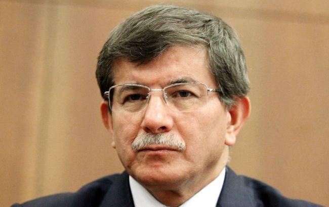 Reuters: турецкая правящая партия готовится заменить Давутоглу