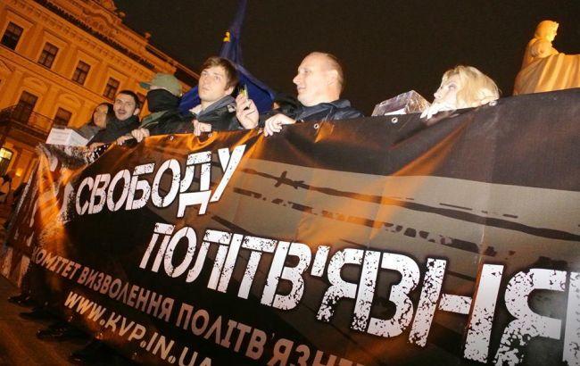 ВМИДе настаивают, что все украинские политзаключенные в РФ подлежат обмену