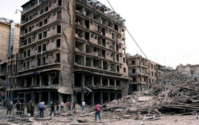 """Повстанці у Сирії заявили про порушення """"режиму тиші"""" в Алеппо"""