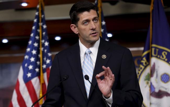 Спикер Палаты представителей США не готов поддержать Трампа на президентских выборах