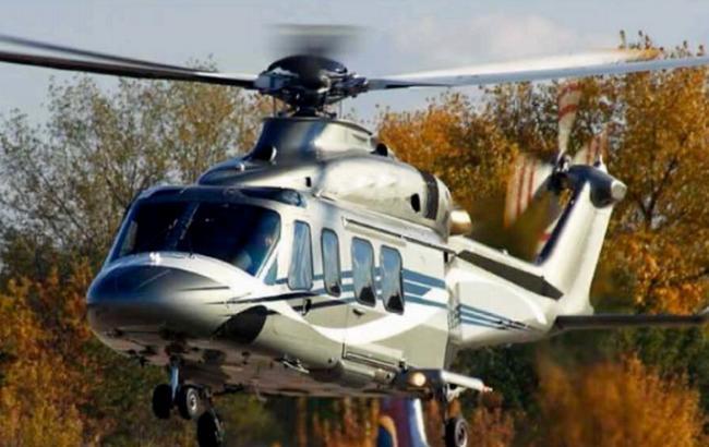 Фото: західні компанії виставили на продаж вертоліт Януковича