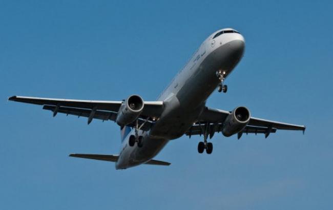 Літак ВПС США розбився у штаті Північна Кароліна