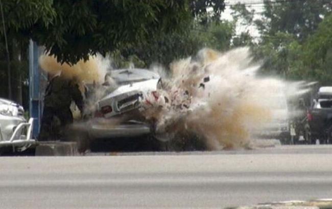 Фото: ни одна из террористических группировок не взяла на себя ответственность за взрыв