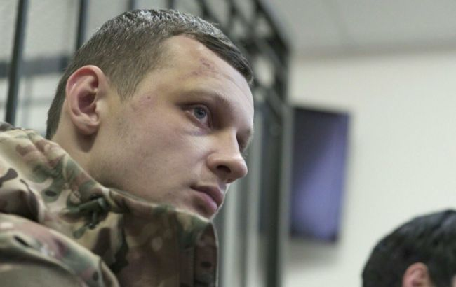 """Азовец"" Краснов заявил о прекращении голодовки"