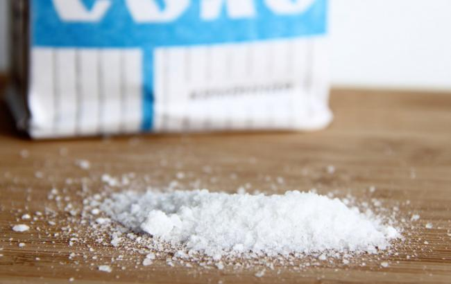 РФ скасувала заборону на імпорт солі з України