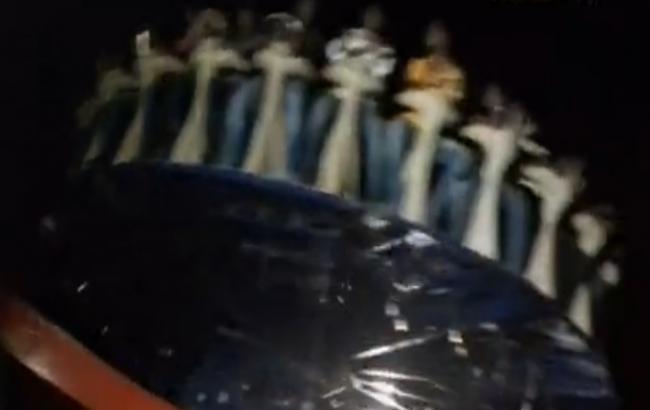 Фото: в Індії сталася аварія на атракціоні