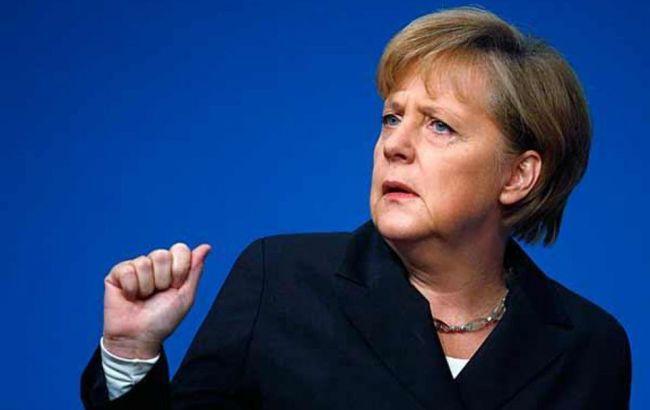 Снимать санкции с Российской Федерации пока рано— Ангела Меркель
