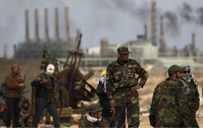 Более 20 стран будут поставлять оружие в Ливию