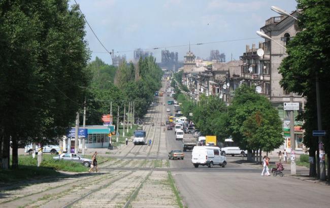 Рада переименовала Днепродзержинск Днепропетровской области в Каменское