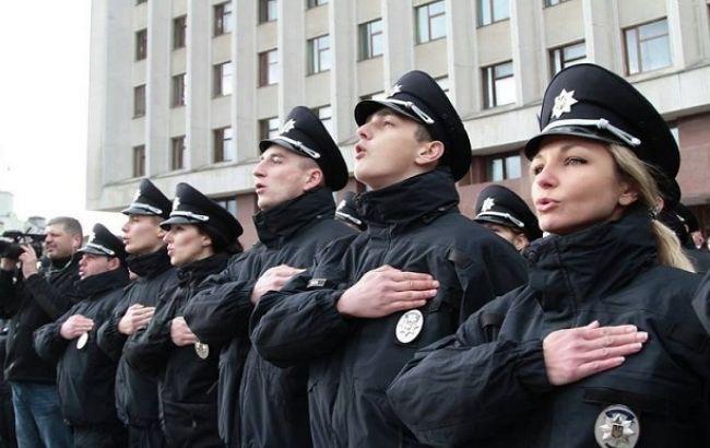 Фото: патрульная полиция начала свою работу в Кривом Роге