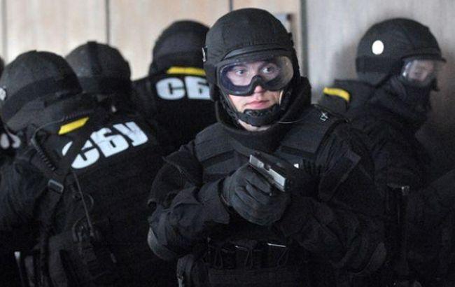 СБУ предотвратила диверсию против сил АТО в Луганской области