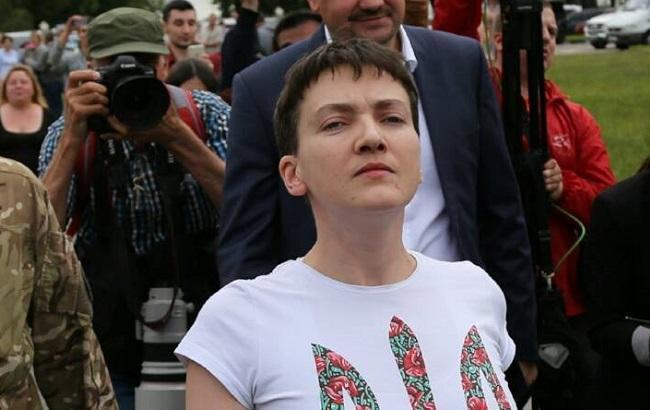 Савченко: якщо ви хочете, щоб я була президентом, я буду президентом