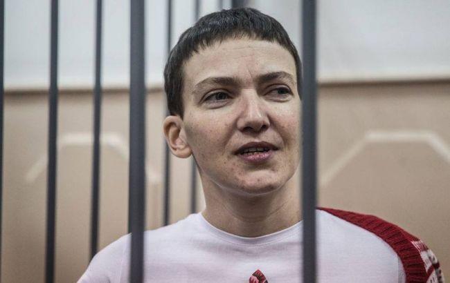 Савченко розповіла, чим буде займатися у Верховній Раді