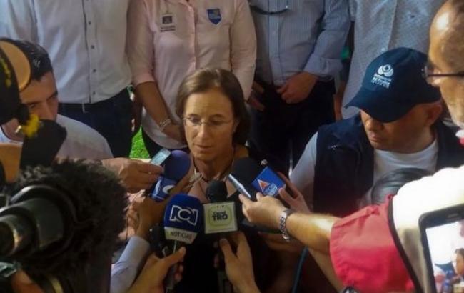 Фото: Іспанська журналістка, викрадена в Колумбії, звільнена