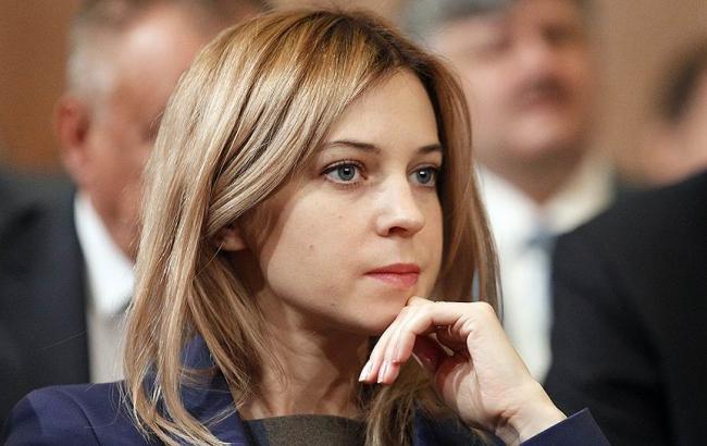 Поклонская намерена проверить вещание украинской радиостанции в Крыму