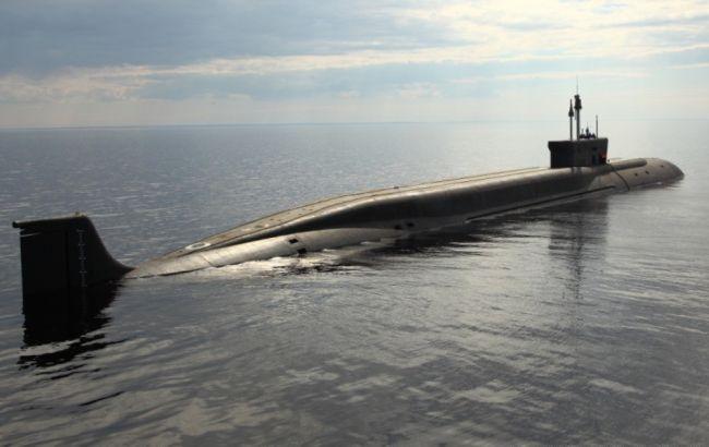 Кілька російських човнів включені до складу сил постійної готовності