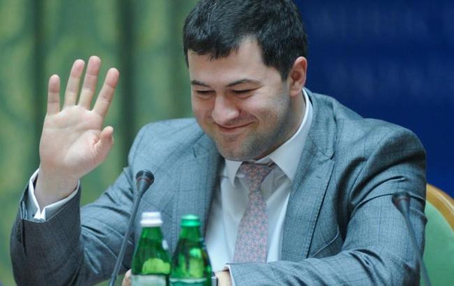 В случае непроведения реформы ГФС будет поставлен вопрос о несоответствии Насирова, - Данилюк