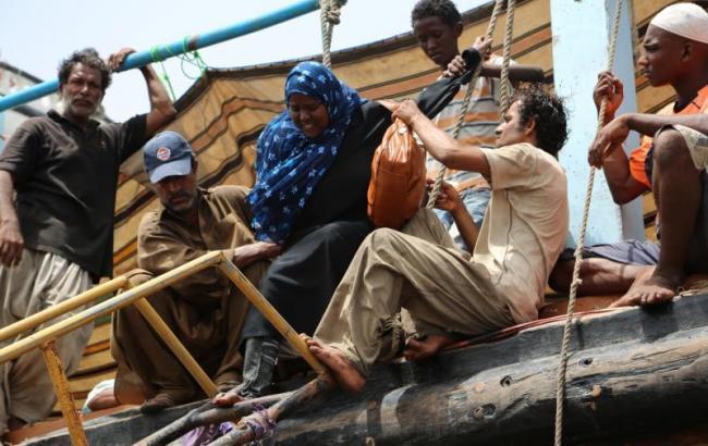 Фото: ситуация в Йемене остается тревожной