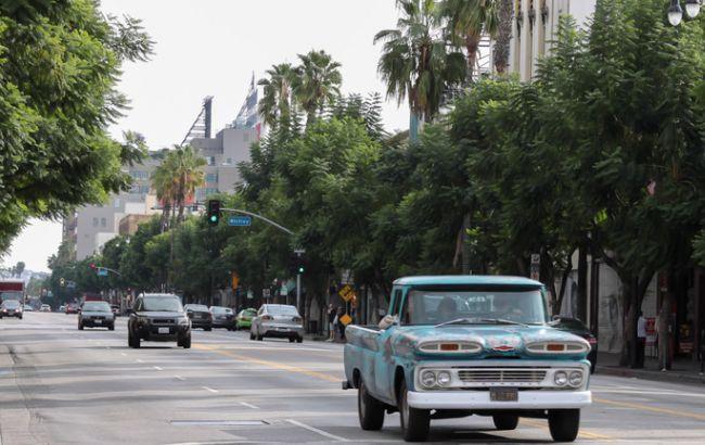Милиция Калифорнии задержала вооруженного мужчину, направлявшегося нагей-парад