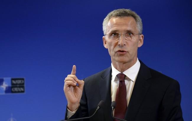 НАТО может расширить присутствие в Черном море, - Столтенберг