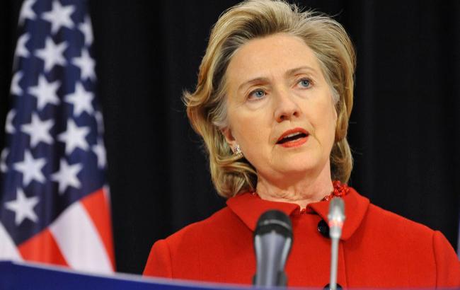 Клинтон одолела напоследних праймериз вВашингтоне