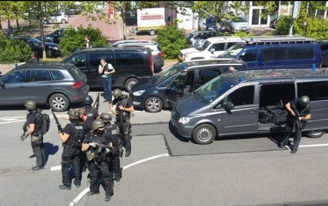 Фото: стрельба произошла в кинотеатре в Фирнхайме