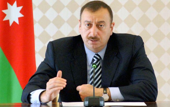Нагірний Карабах може отримати особливий статус, якщо залишиться в складі Азербайджану, - президент країни Алієв