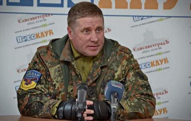 Киевский суд арестовал прежнего начальника штаба батальона «Айдар»