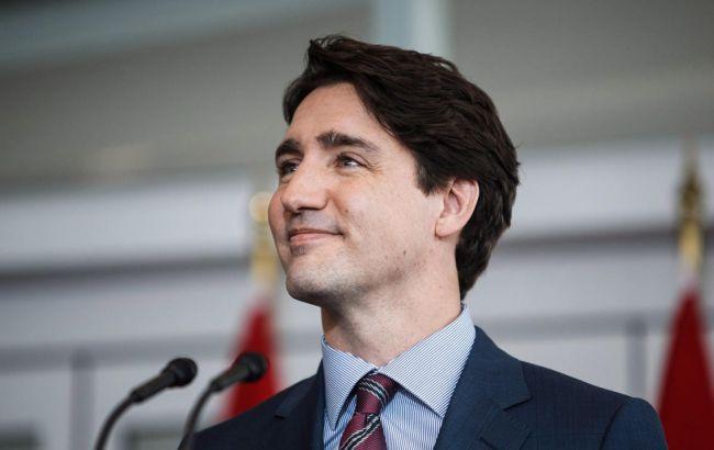 Фото: до посади прем'єр-міністра, Трюдо часто брав участь у параді