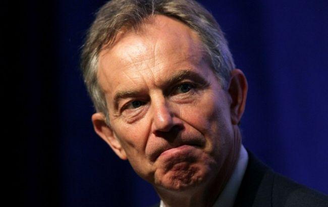 Фото: причиною такого рішення стала політика Блера під час війни в Іраку