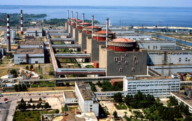 Фото: энергоблок №6 Запорожской АЭС