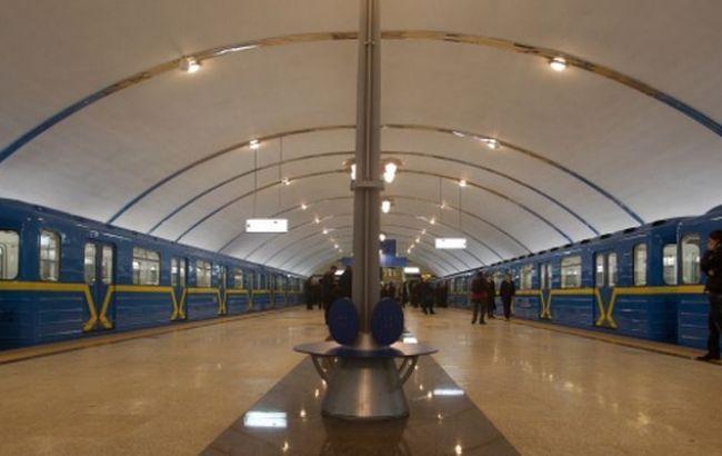 Фото: у роботі київського метро можливі зміни
