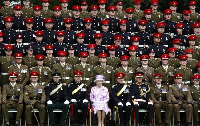 Фото: британська армія