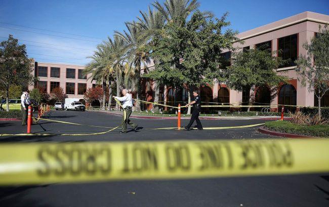Фото: метою стріляв, ймовірно, був чоловік, який належав до місцевої банді