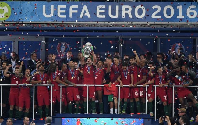 Фото: Португалия - Франция отчет о матче