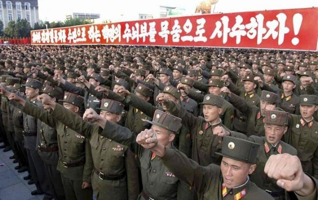 Фото: КНДР вновь угрожает Южной Корее