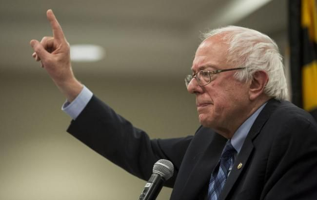 Сандерс підтримав кандидатуру Байдена на виборах президента США