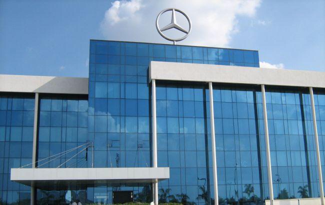 Фото: за первые шесть месяцев этого года продажи Mercedes выросли на 12%