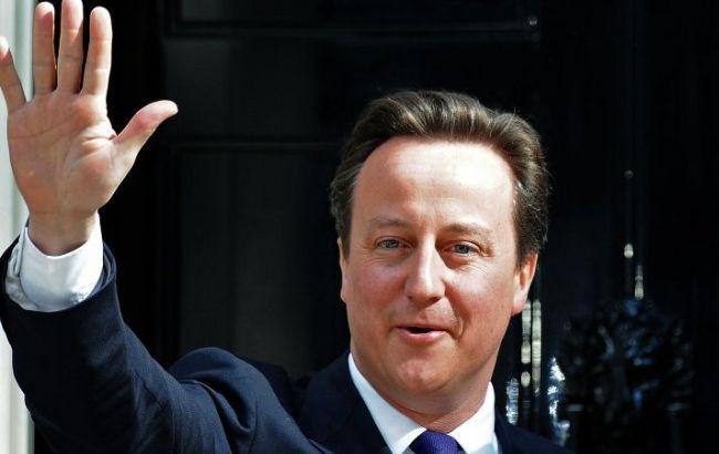 Фото: Девід Кемерон планує подати королеві Єлизаветі II офіційну заяву про відставку в середу