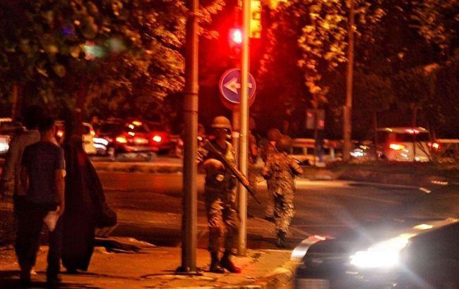 Фото: переворот у Туреччині