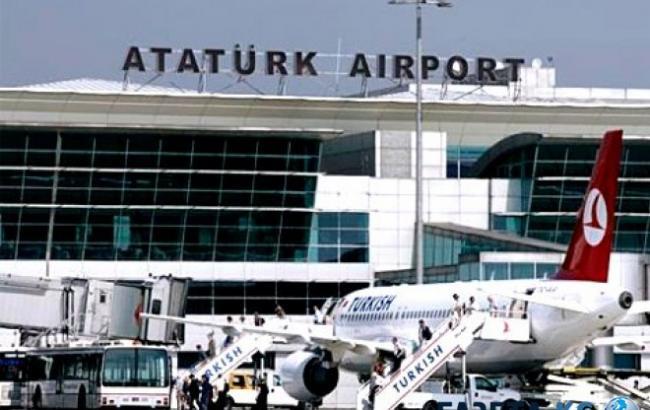 Фото: ранее Эрдоган отказывался приземлиться в аэропорту Стамбула