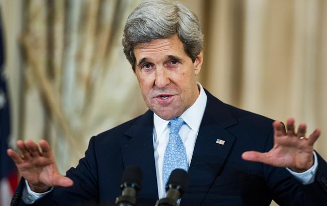 Фото: Джон Керри опроверг заявления о причастности США к перевороту в Турции