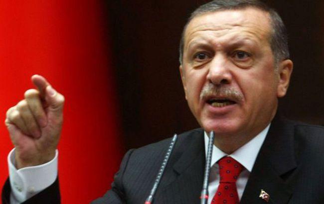 Фото: президент Туреччини Раджеп Тайіп Ердоган розповів про екстрадицію Фетхуллахи Гюлена з США