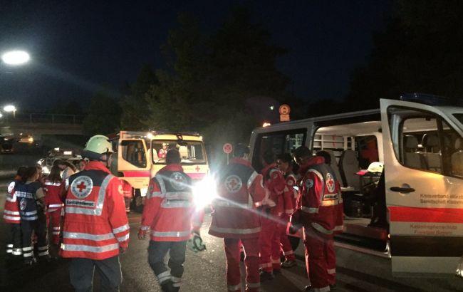 Фото: нападник останнім часом жив у населеному пункті Оксенфурт