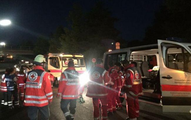 Фото: за нападением на поезд в Германии стоит ИГИЛ