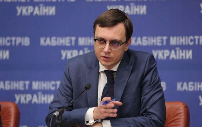 Фото: министр инфраструктуры Владимир Омелян рассказал о авиасообщение с Турцией