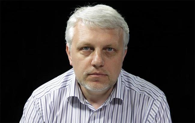 Фото: Журналист Павел Шеремет убит сегодня утром в Киеве